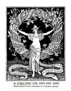 CRANE_a_garland_for_mayday_1895