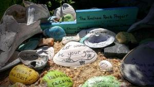 kindness rock